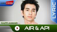 Permalink to Raffi Ahmad – Air Dan Api